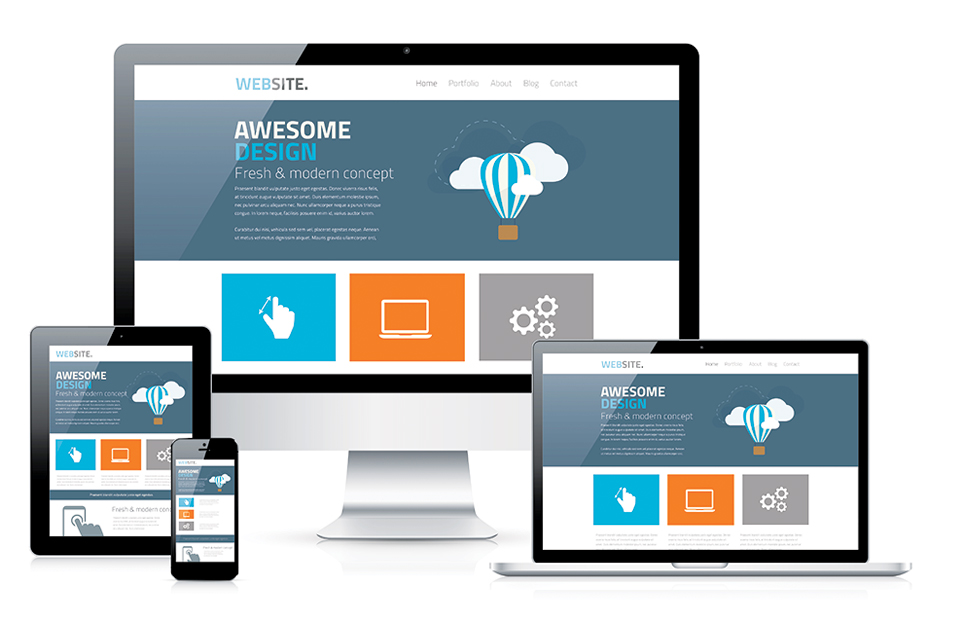 Graphical Updates Of Web Designs