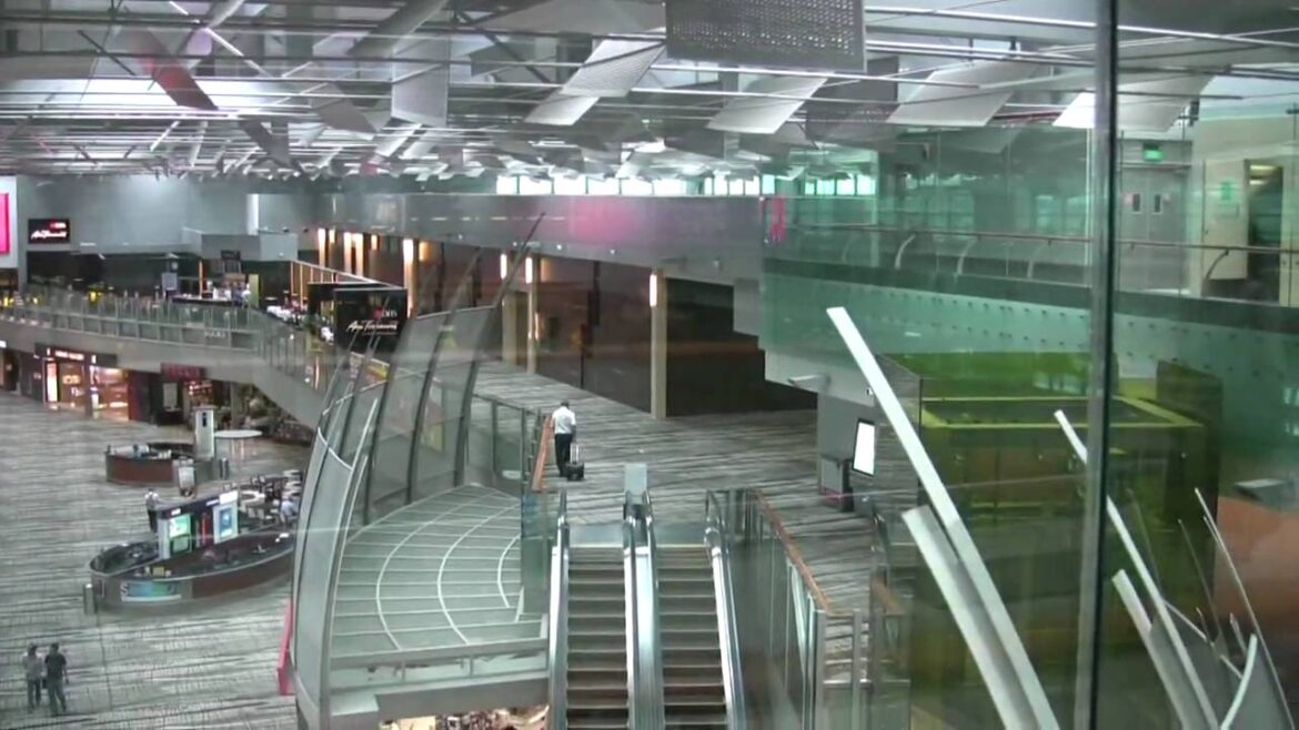 Singapore Airport terminal – Transit Activities Suggestions