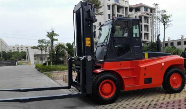 Diesel an energy in Forklift: Interesting!