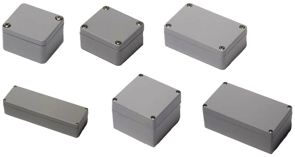 Where are the atex junction boxes mostly used